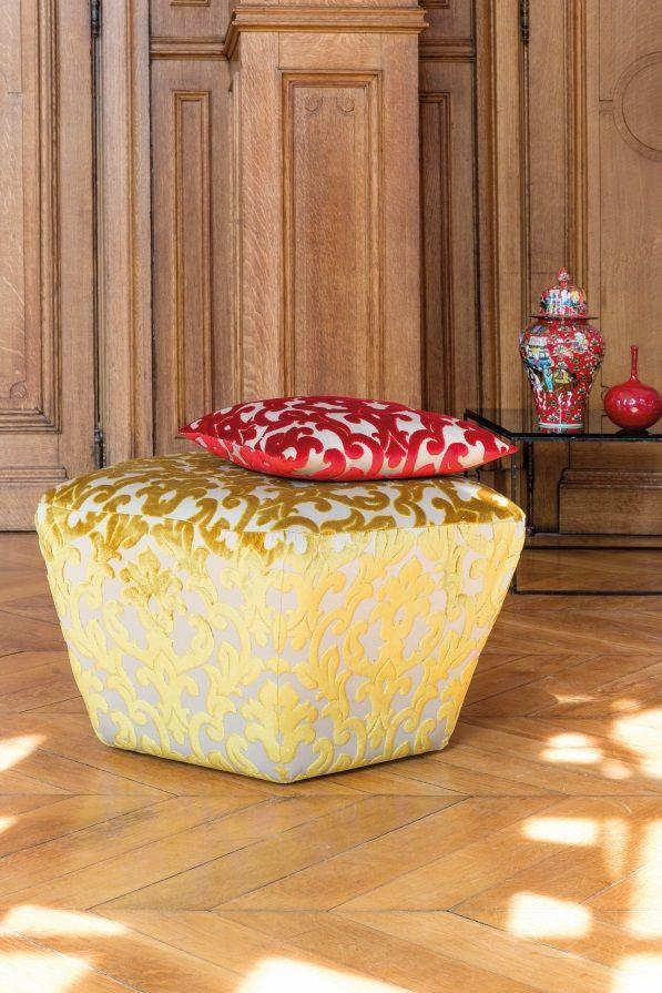 ELEGANT GLORIA 2: La nueva colección de terciopelos de Saum und Viebahn. #velvet #upholstery #deco #ontario