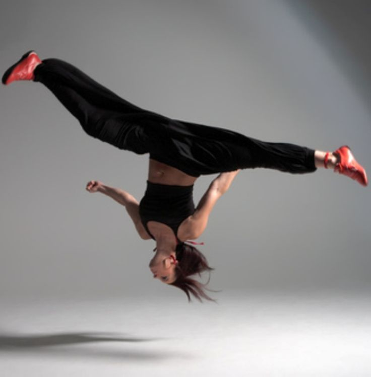 Chloe Bruce - I want to be able to do this.....