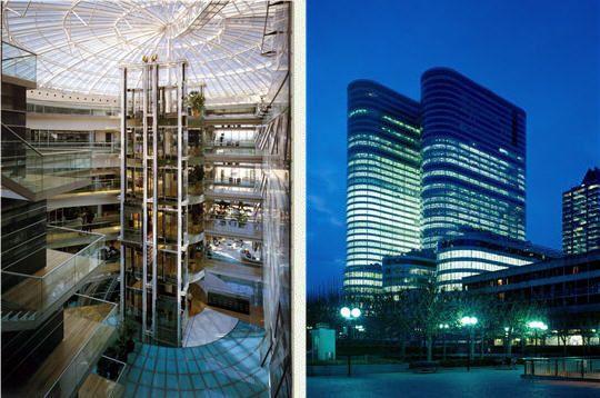 Coeur Defense - Paris    #tupai #smartsolutions #projects    www.tupai.pt