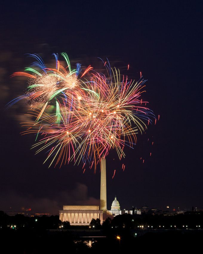 july 4th washington dc mall