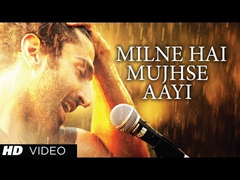 """Presenting the full video song """"Milne Hai Mujhse Aayi"""" from movie """"Aashiqui 2"""", a movie produced by T-Series Films & Vishesh Films, starring Aditya Roy Kapur, Shraddha Kapoor in voice of Arijit Singh."""