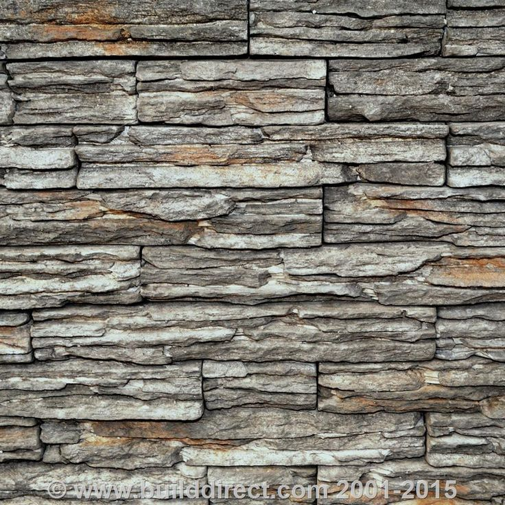 Best 25 Manufactured Stone Ideas On Pinterest