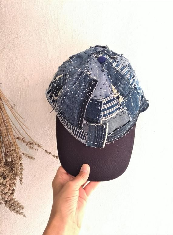 Cappellino con Visiera Uomo Taglia Unica per Adulti Slavato Vintage Berretto da Baseball Jeans Stile Trucker Donna Cottone