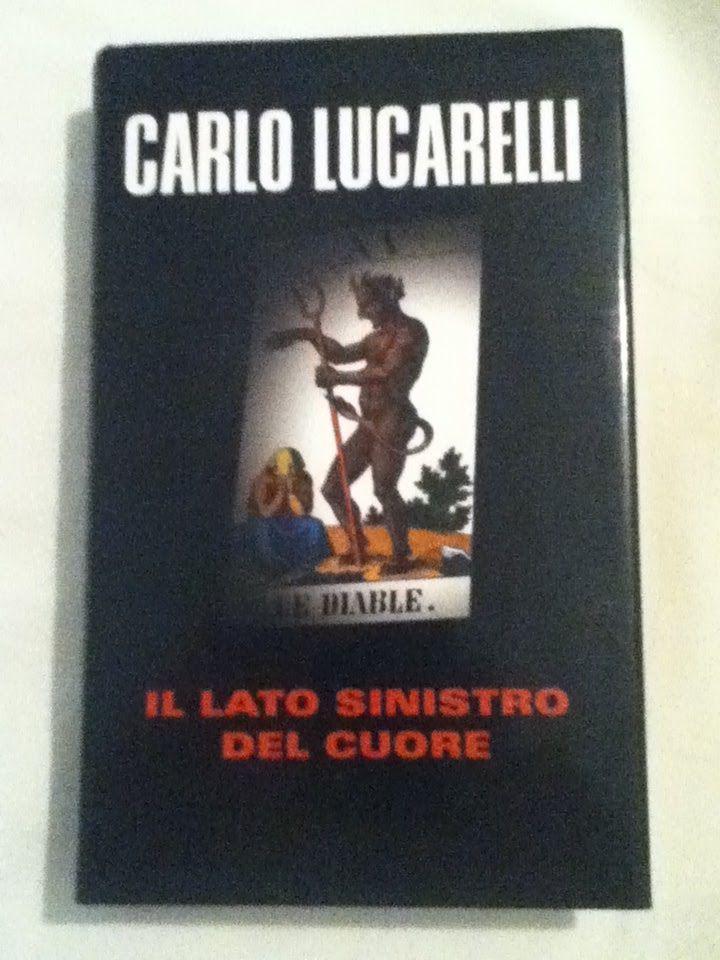 BookWorm & BarFly: Il lato sinistro del cuore - Carlo Lucarelli (2003)