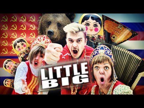 LITTLE BIG - Everyday I'm drinking - YouTube