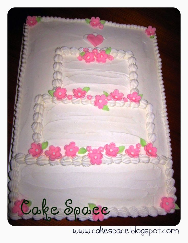wedding sheet cake 213 best images about bridal shower cakes amp cupcakes on 1095