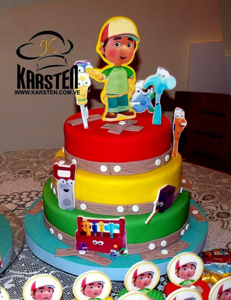 Cake Images Name Of Mani : Mani a la Obra tortas Pinterest