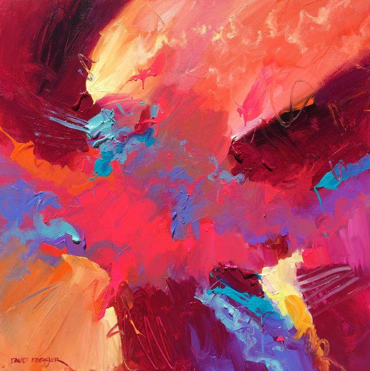 Oil Painting Jewel Tones