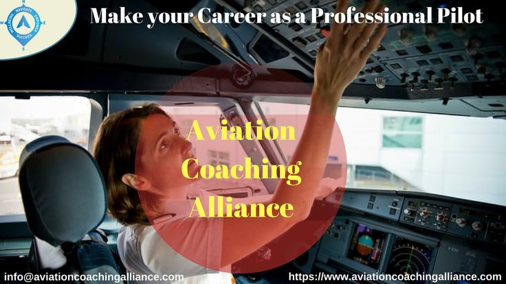 Develop your Career as a Professional Pilot with Aviation Coaching Alliance.