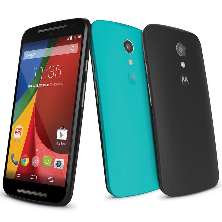 Novo Moto G 2 DTV Colors Motorola TIM | Colombo
