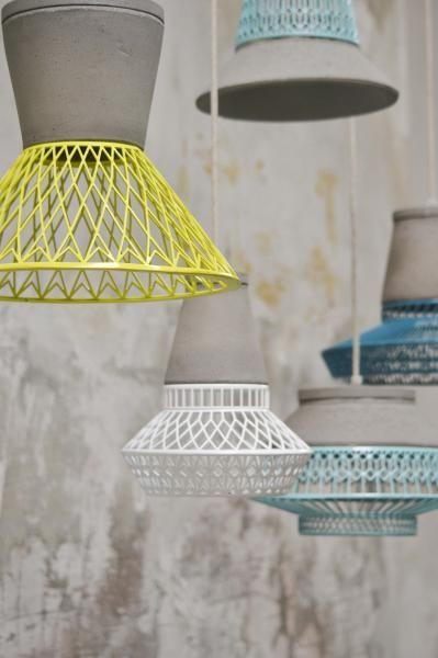 Lights | Concrete product design | Concrete design | Beton design | Betonlook | www.eurocol.com