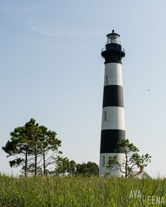 Bodie Island Lighthouse | Bodie Island | Nags Head, Outer Banks | Outer Banks Lighthouses | A Guide to the Lighthouses of the OBX, North Carolina | Lighthouses in the Outer Banks | Lighthouses in North Carolina | North Carolina Lighthouses