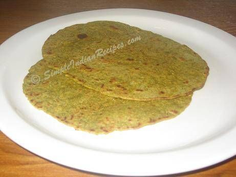 Broccoli Paratha - Broccoli Chappatti | Simple Indian Recipes