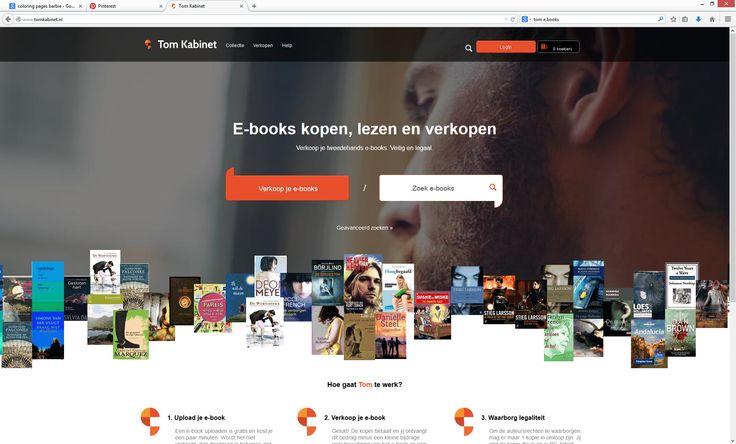 Help Tom om e-books betaalbaar te maken  Hallo, ik ben Tom, en persoonlijk vind ik de prijzen van e-books te hoog. Toch wil ik best € 14,- betalen als ik er € 8,- voor terug krijg. Zo kan een e-book vele keren worden doorverkocht tegen steeds lagere prijzen! Gemakkelijk, legaal en veilig. Zet jij je e-books ook op de site?