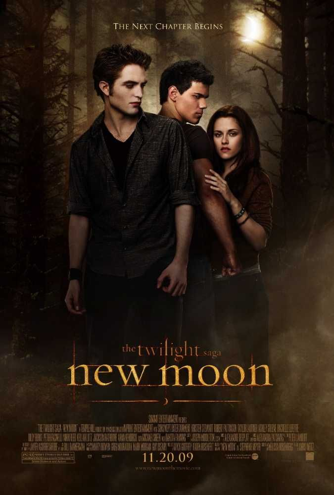 Watch The Twilight Saga New Moon 2009 Full Movie Online Free Streaming