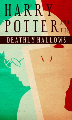 Harry Potter and the Deathly Hallows by Travis English