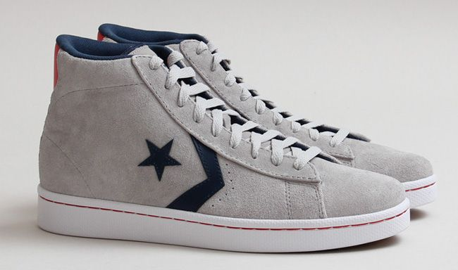 "Converse Pro Leather Skate ""Oyster Grey"""
