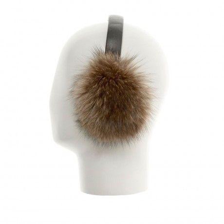 Harricana Earmuffs. So warm. So cozy. #harricana #earmuffs #winter