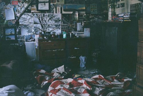hipster messy tumblr room | Rooms | Pinterest | Hipster ...