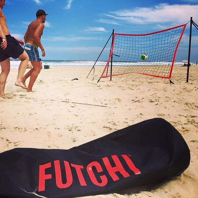 Futchi Portable Soccer Rebounder