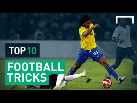 Top 10 Football Tricks - YouTube