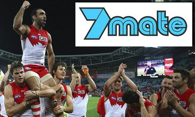AFL fan has accused Seven Network of 'backflipping' on promise for HD