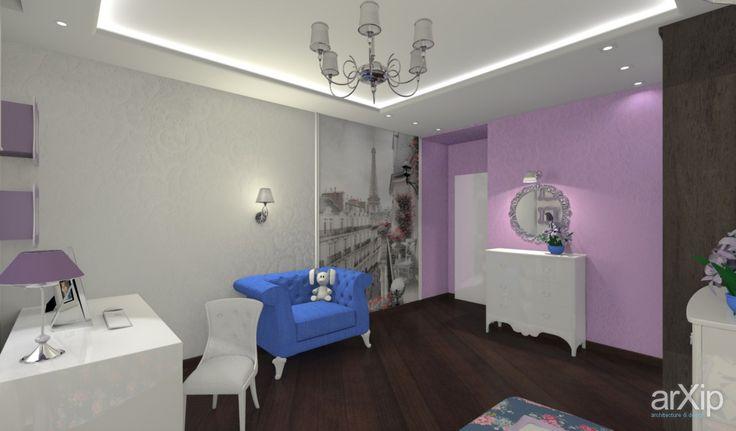 Детская: интерьер, зd визуализация, квартира, дом, современный, модернизм, детская комната, 10 - 20 м2, интерьер #interiordesign #3dvisualization #apartment #house #modern #nursery #10_20m2 #interior arXip.com