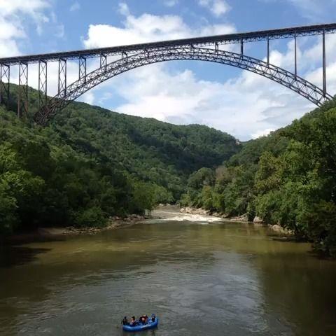 vine by Meganpixels  New River Gorge Bridge, wv  Fayette Station, West Virginia  #river #newriver