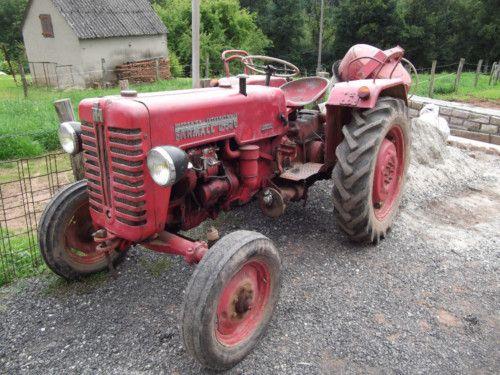 le tracteur de pépère