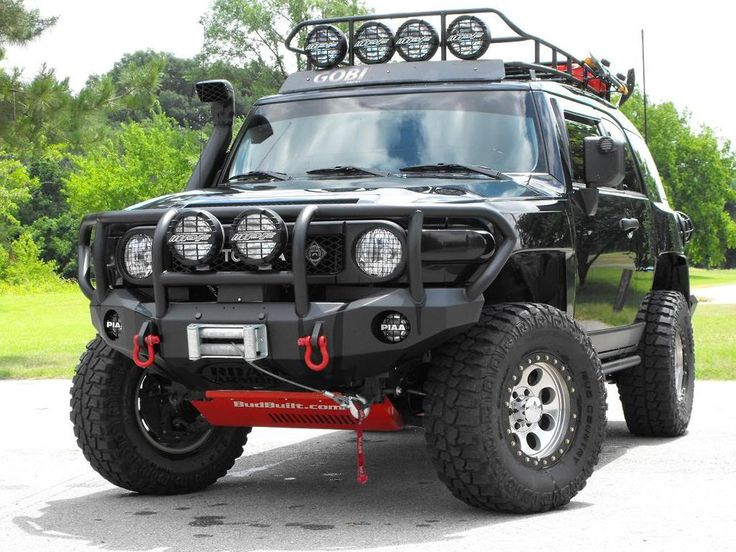 The RAPTOR (Shadow Warrior's Build) - Toyota FJ Cruiser Forum