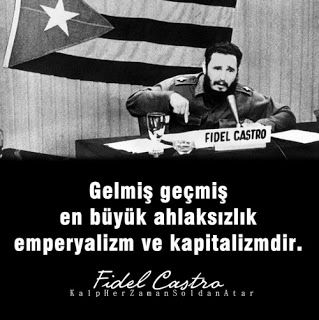Mobbıng Bank // Önder Karaçay: Fidel Castro // Önder KARAÇAY
