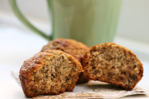 Nicole Criss takes inspiration from James Beard to create the perfect Banana Nut Muffin recipe.