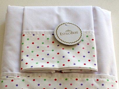 M s de 1000 ideas sobre ropa de cama para cuna de beb en - Sabanas para ninas ...