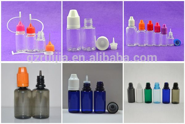 small plastic vials for eye drop for packing