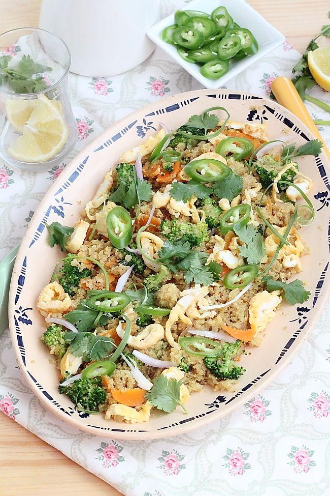 Le fried rice dans sa forme la plus répondue est un plat populaire très connu en Asie. À base, comme son nom l'indique, de riz auquel s'aj...