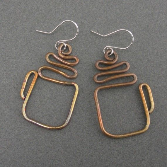 I love these coffee earrings!!! Gonna have to see if I can make something like this!