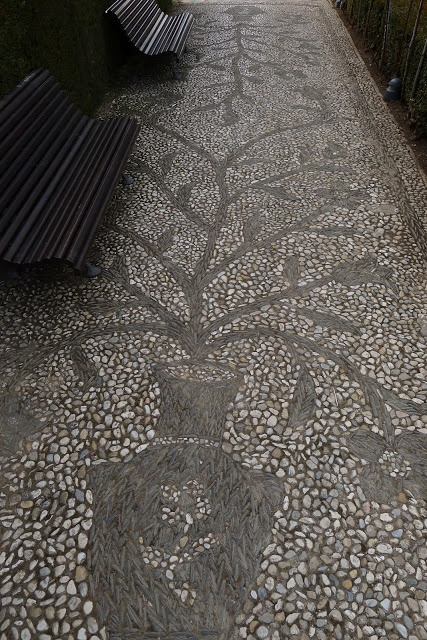 Another Amazing Pebble Mosaic More
