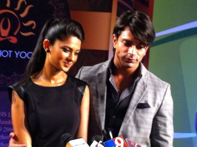 Kajen at Zee Gold Awards!!