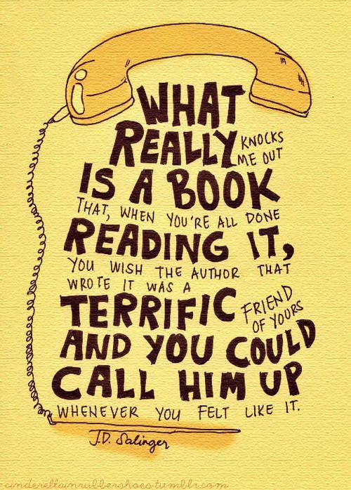 Wouldn't it be nice if we could get that next book right away, too?