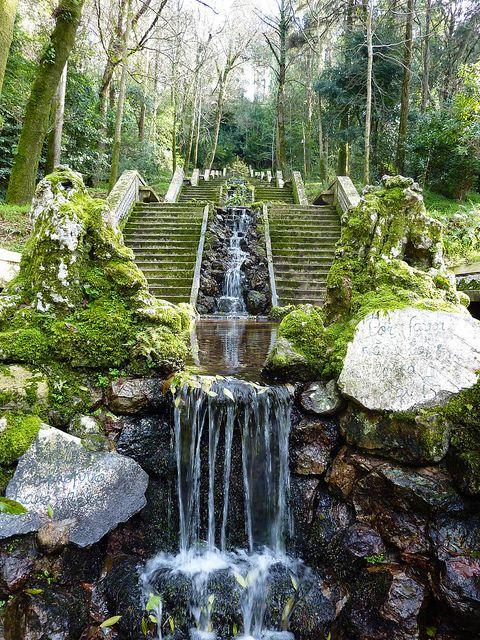 Fonte Fria, Buçaco forest, Portugal