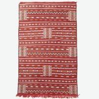 orientalischer Teppich Kelim K6 #Kilim #Kelim #OrientalischerTeppich #Casamoro #Marrakesch #Teppich