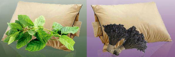 Aroma pillow - lemongrass and lavender