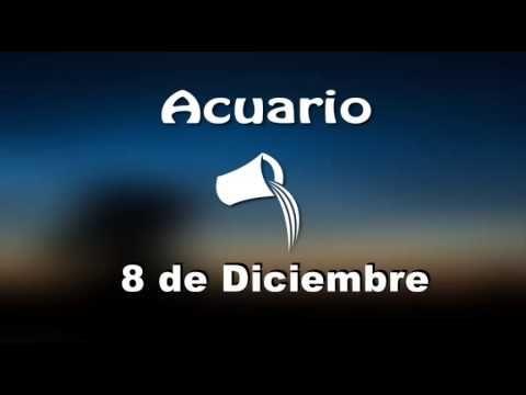 Horóscopo de Hoy: Acuario 8 de Diciembre, 2014