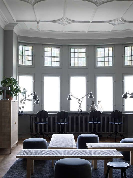 Office space The Creative Hub Ikea - Nanna Lagerman