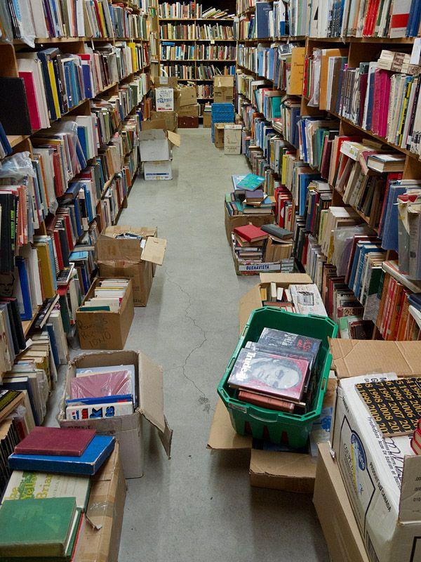 Highway Bookshop, Cobalt, Ontario, Canada
