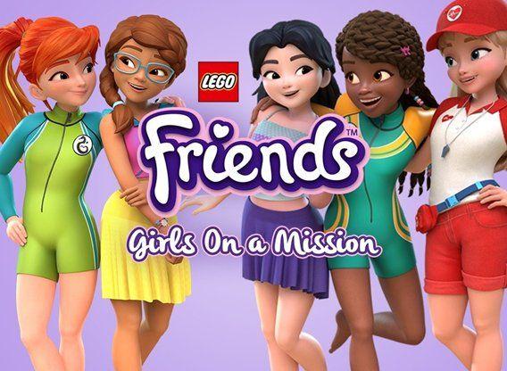 July 2020 On Nickelodeon Greece Lego Friends Girls On A Mission More In 2020 Lego Friends Nickelodeon Lego