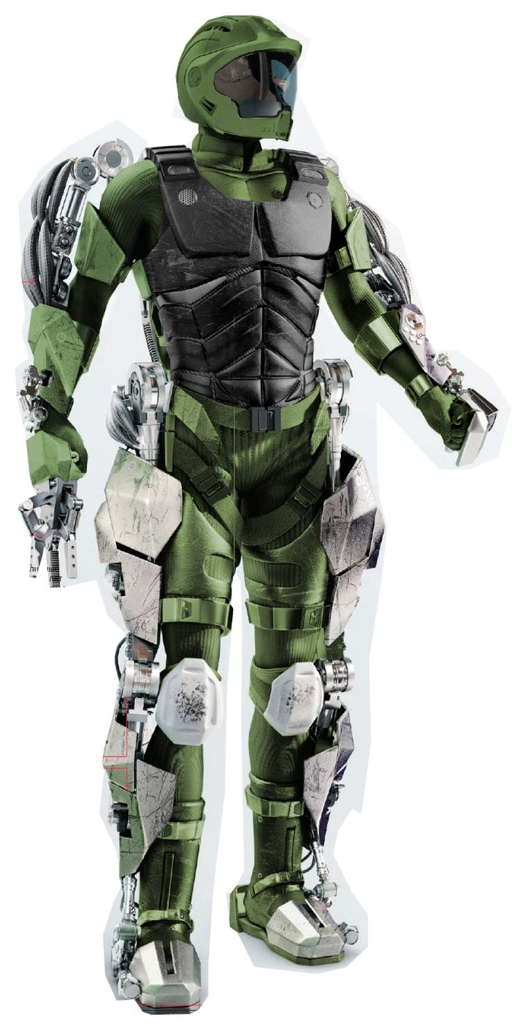 223 best I Want That   images on Pinterest   Product design     Military exoskeleton looks like master chief