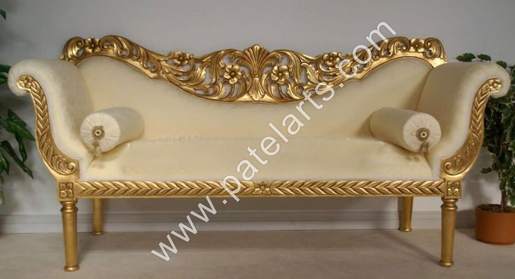 To me, this is a gorgeous Goddess sofa.