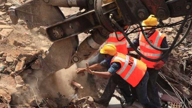 Chennai building collapse death toll climb to 17