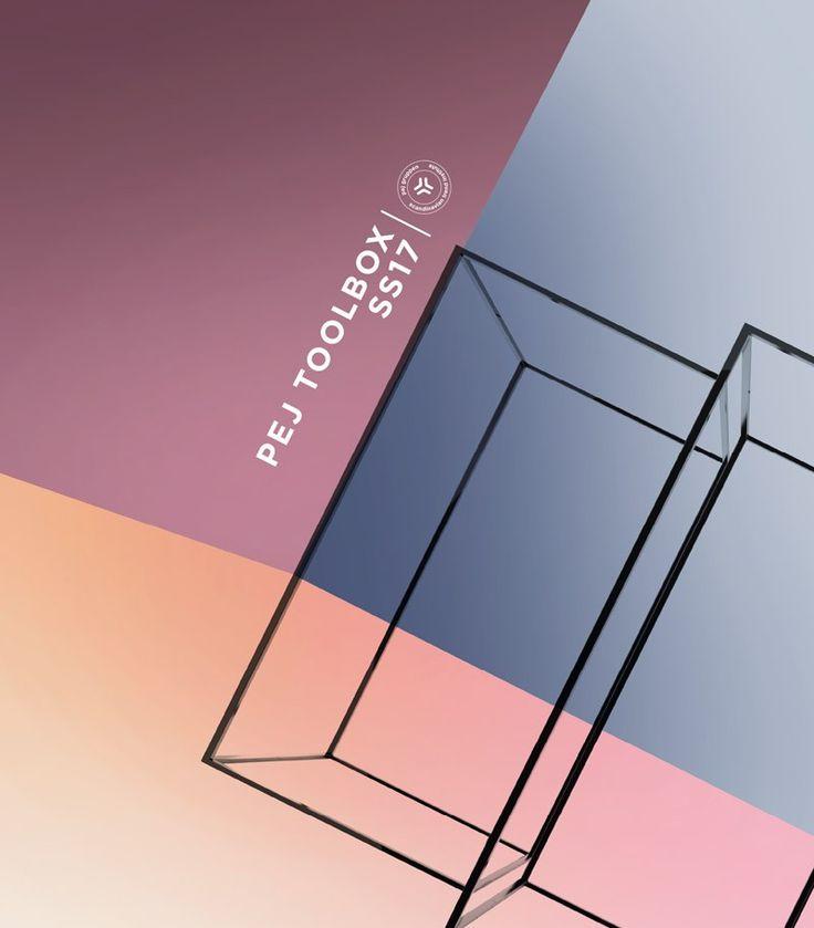 pej toolbox SS 2017 - Trend book by pej gruppen